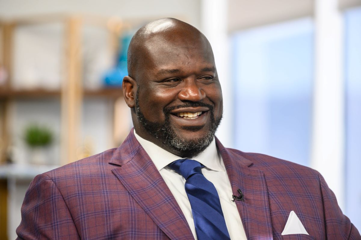 Shaquille O'Neal Used His $400 Million Net Worth to Help a Stranger Deal With a Life-Changing Event