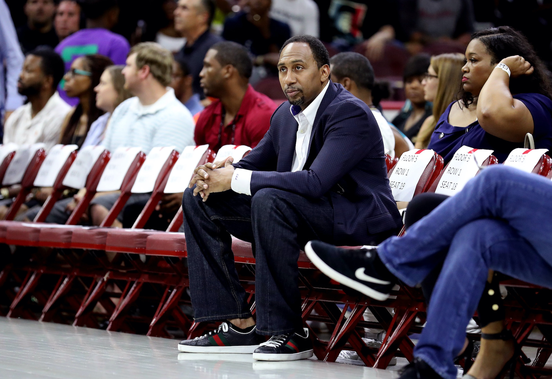 Stephen A. Smith's $16 Million Media Career Started With a Lie About a Free Lunch