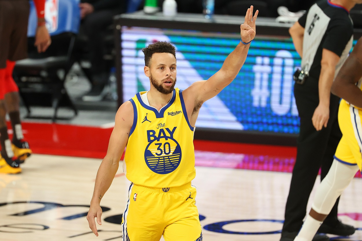 Stephen Curry May Have a $59 Million Reason Why He Hasn't Signed an Extension With the Warriors