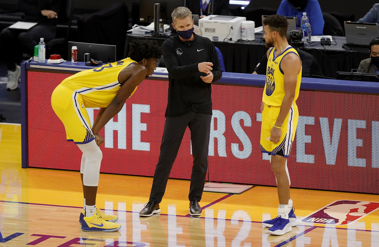 Stephen Curry May Have Indirectly Led the Warriors to a Concerning Admission Regarding James Wiseman
