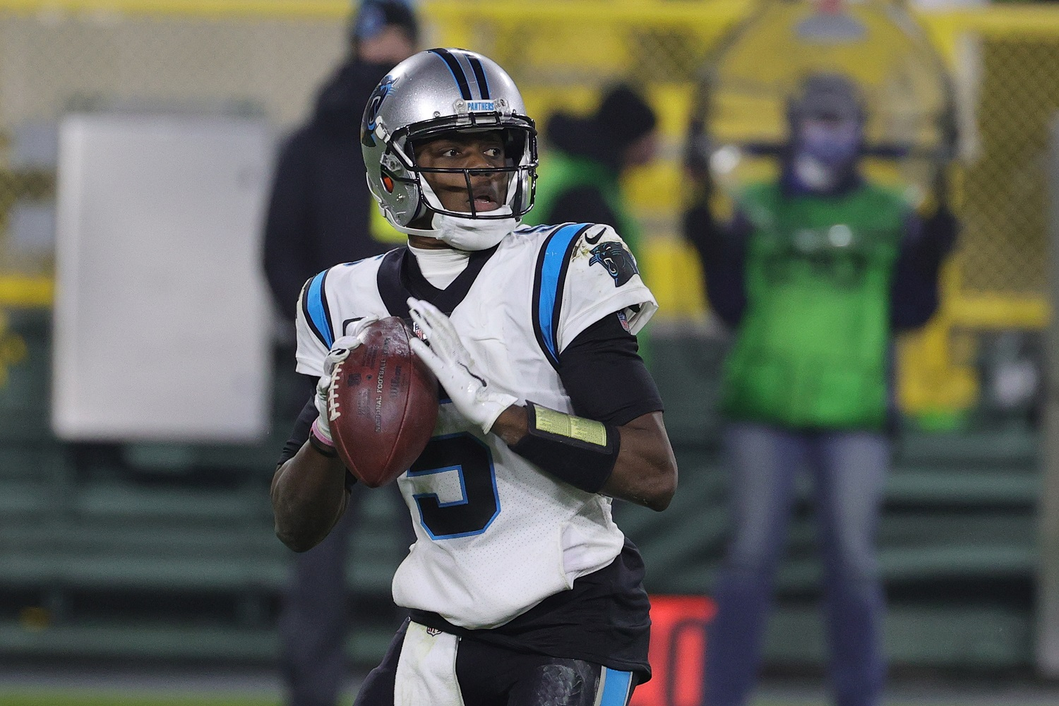The Carolina Panthers Have Doomed Teddy Bridgewater to a Nomadic Existence