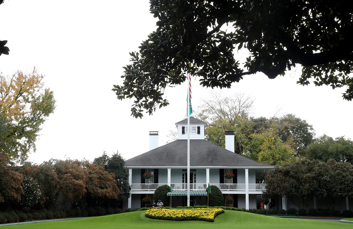 Round 1 of The Masters begins Thursday at 8 a.m.