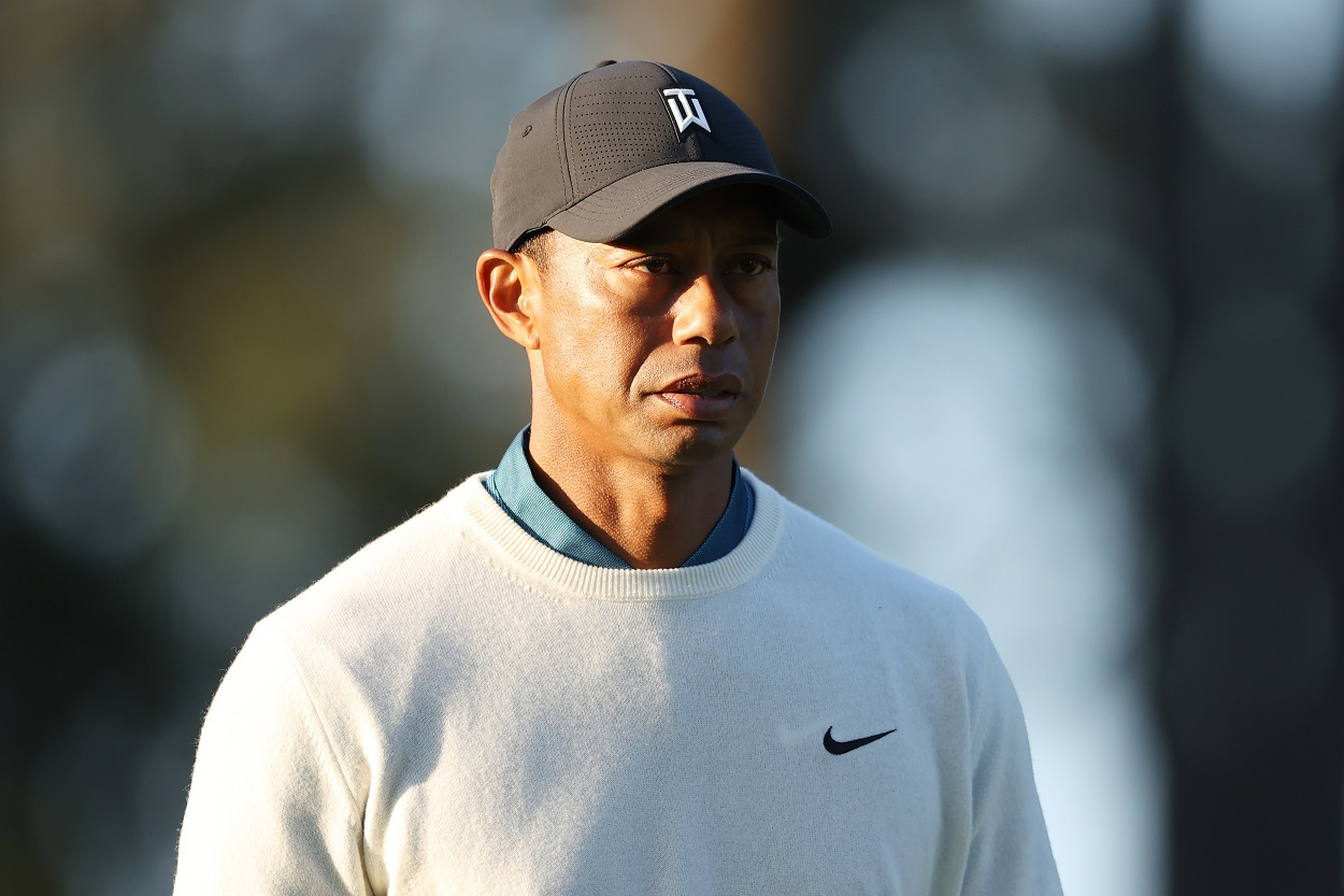 Tiger Woods Once Sent a Personal Letter to a Teenager Who'd Attempted Suicide After Being Bullied