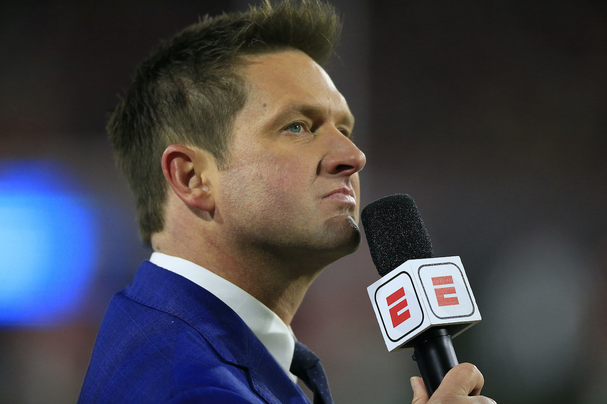 ESPN's Todd McShay Has Already Made an Enemy Out of a Top 2021 NFL Draft Prospect: 'He Can Kiss My A**'