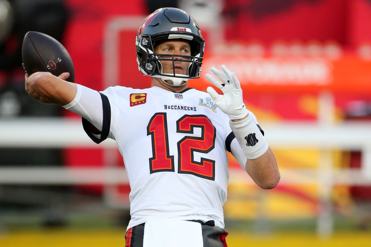 Tom Brady Is Breaking Records Even During the NFL Offseason