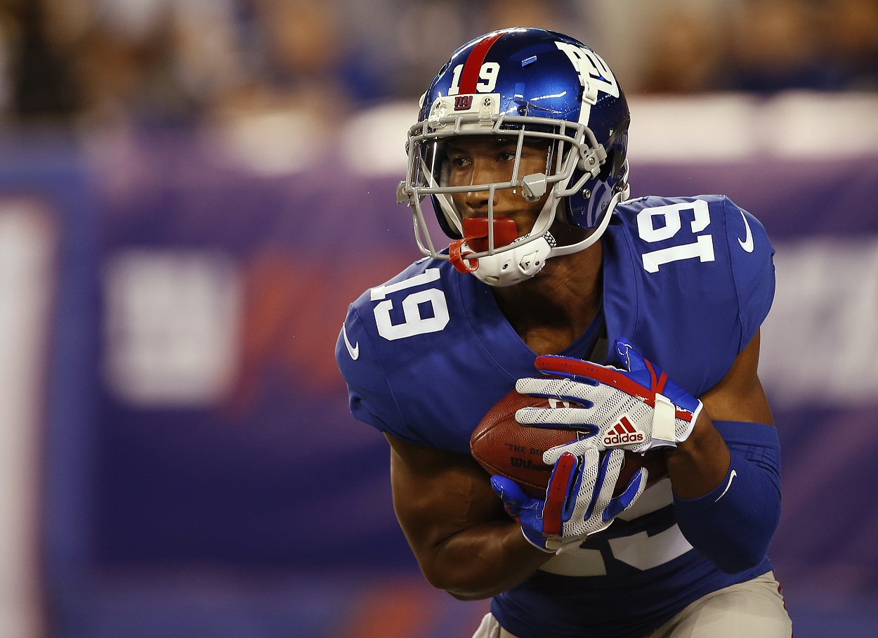 Former Florida State and New York Giants Wideout Travis Rudolph Has Been Arrested on Murder Charges