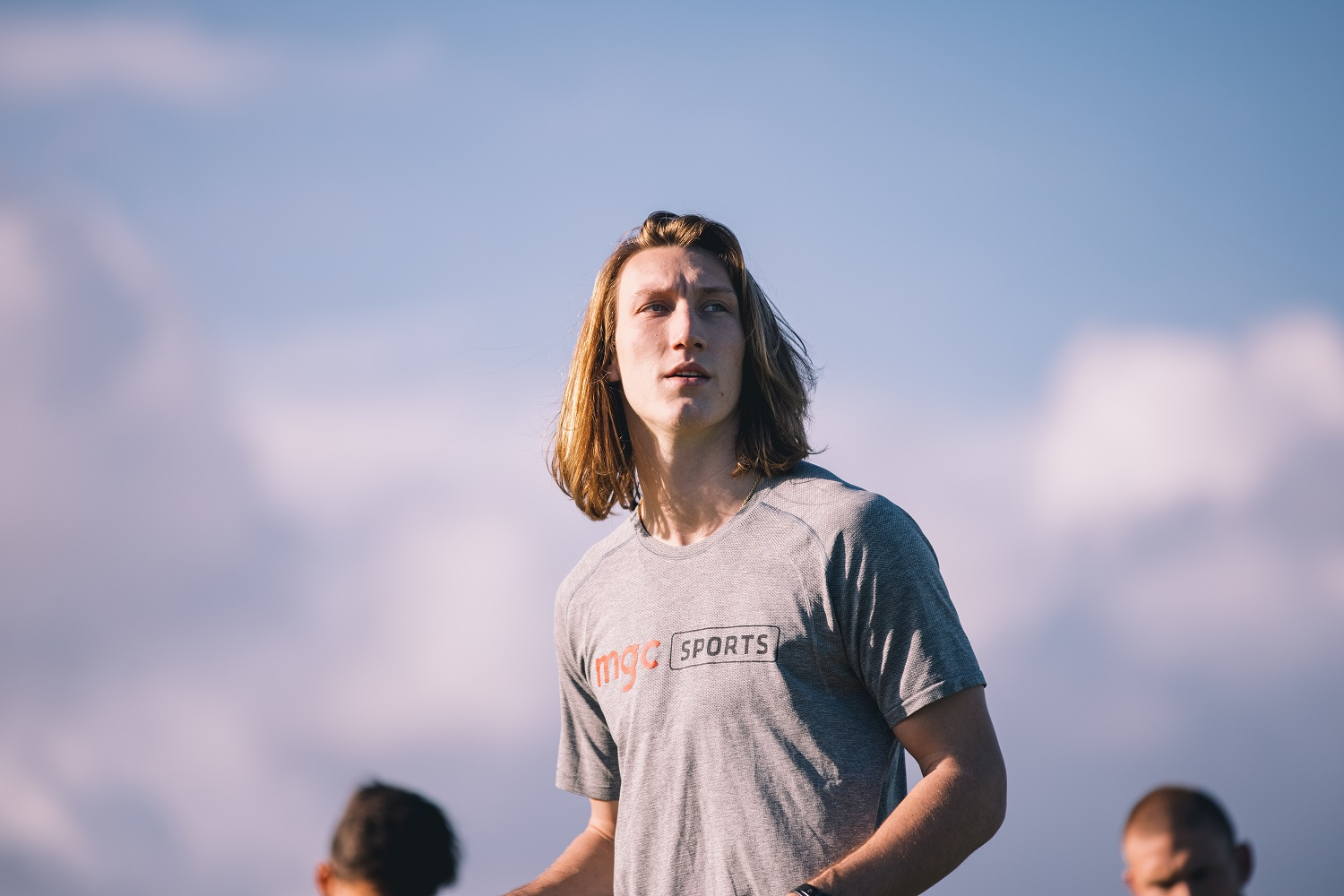 Trevor Lawrence has become the first NFL quarterback to sign an endorsement deal with Gatorade since Cam Newton in 2021. | Aubrey Lao/Getty Images