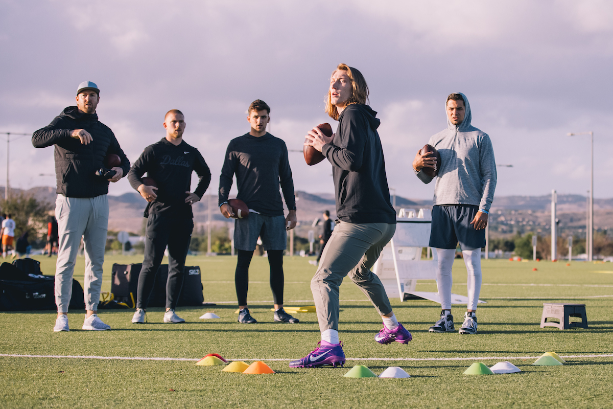 Trevor Lawrence, Justin Fields, and Mac Jones Could Make History Together in the 2021 NFL Draft