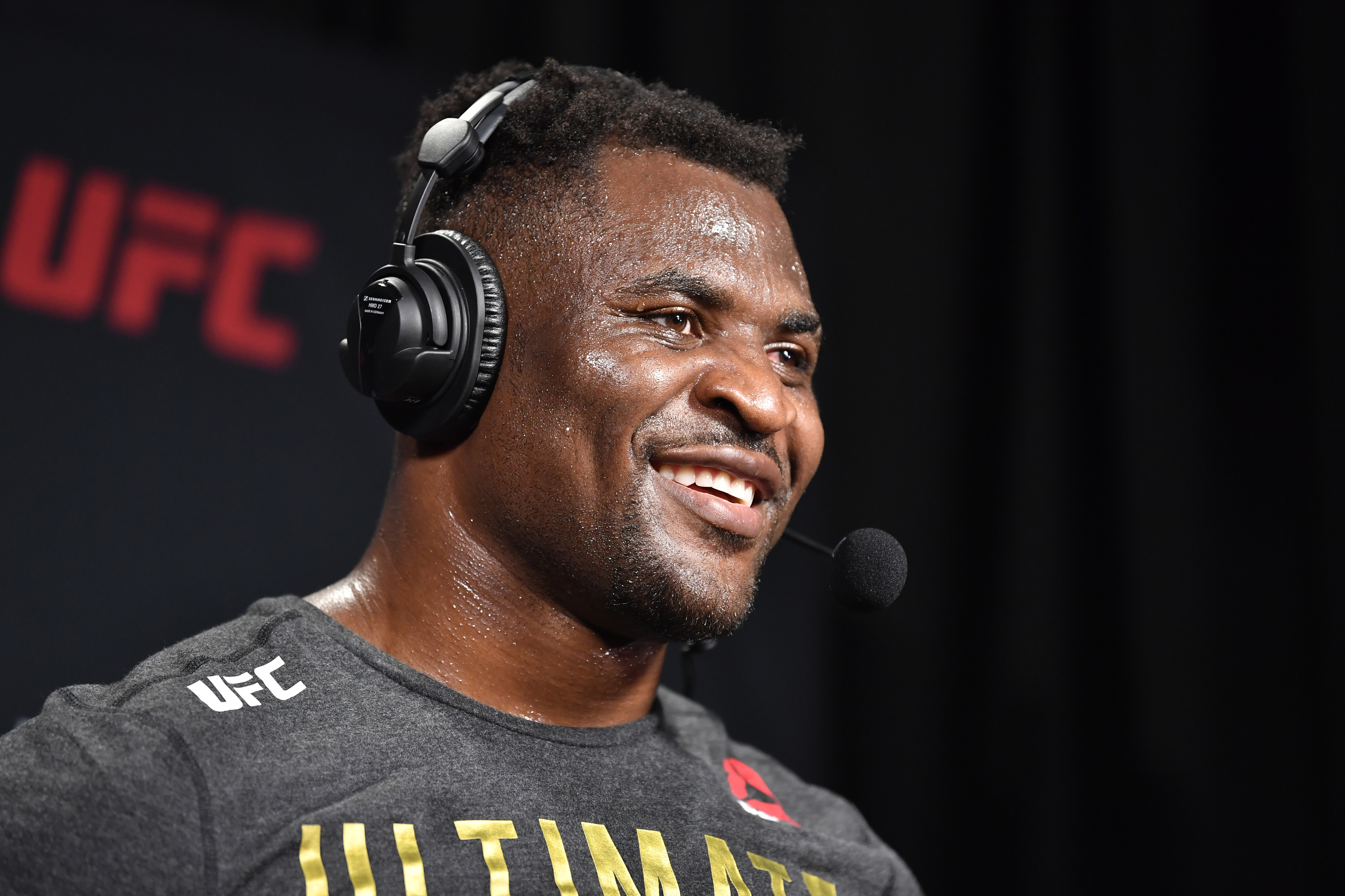 Francis Ngannou Went From Working in an African Mine to Building the 1st MMA Gym in His Native Cameroon