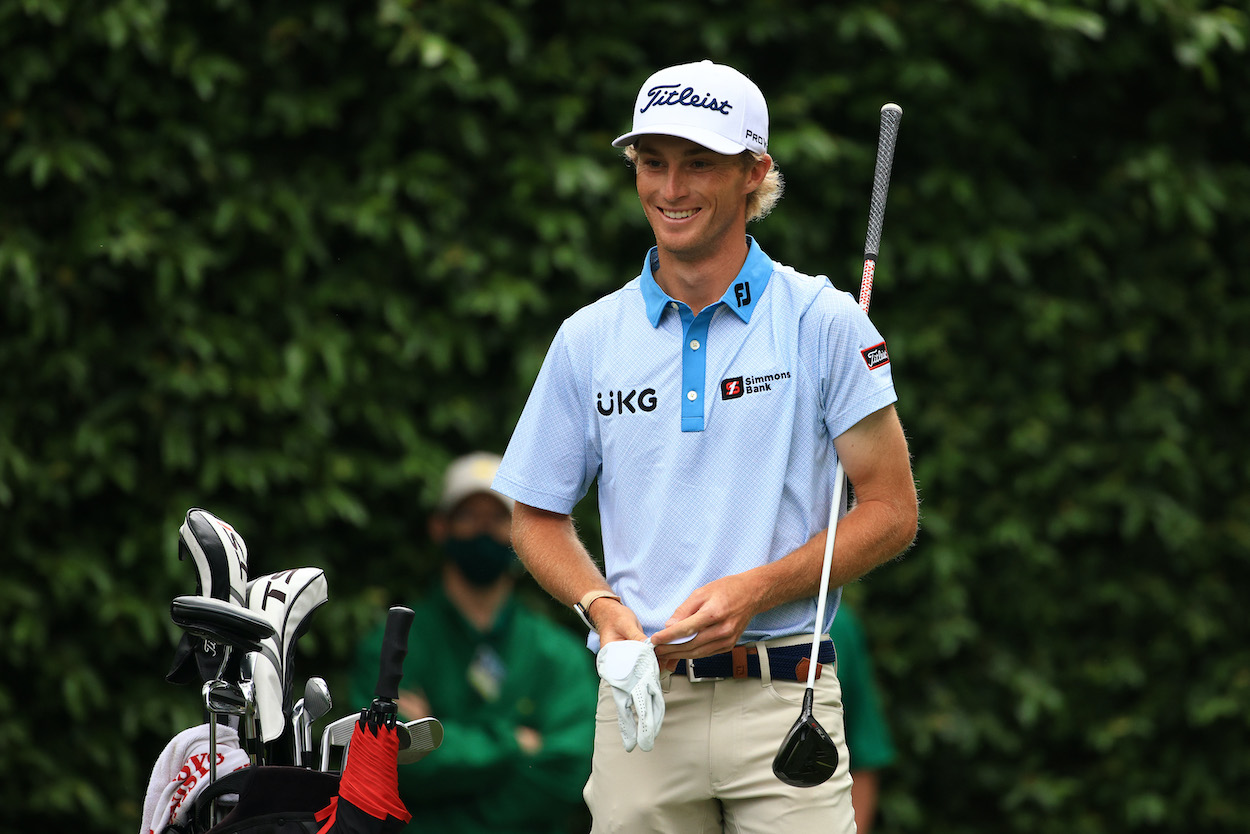 PGA Tour Rookie Will Zalatoris Continues His Epic Year With a Life-Changing Announcement: 'Best Day of My Life'