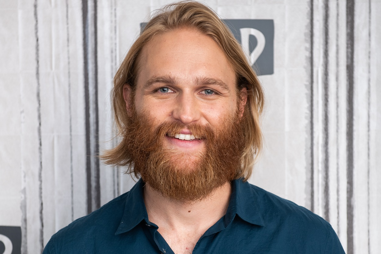 Actor Wyatt Russell, the son of Kurt Russell and Goldie Hawn, in 2019