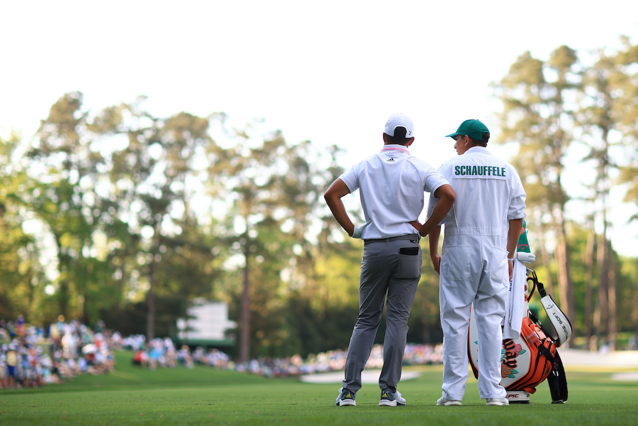 Xander Schauffele Lost $575,000 at The Masters Because of 1 Unexpected Act of God