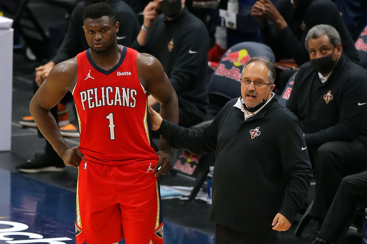 The New Orleans Pelicans struck gold when they acquired Zion Williamson in 2019, but the All-Star might already have one foot out the door.