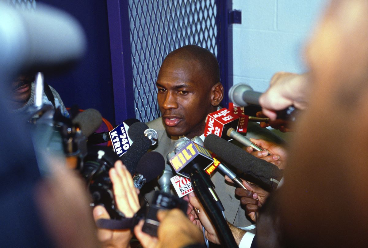 Michael Jordan Told 1 of the Most Famous TV Hosts in Entertainment History He Never Wanted to Own an NBA Team 17 Years Before Buying the Hornets