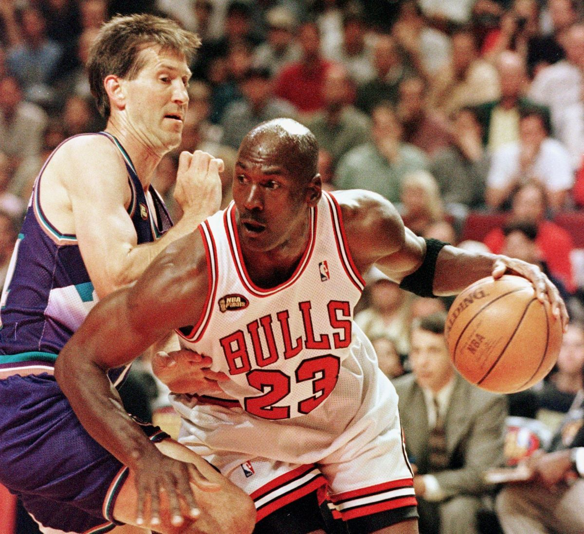 Michael Jordan Talked Trash to His Opponents so He Could Get Into His Own Head and Put Pressure on Himself