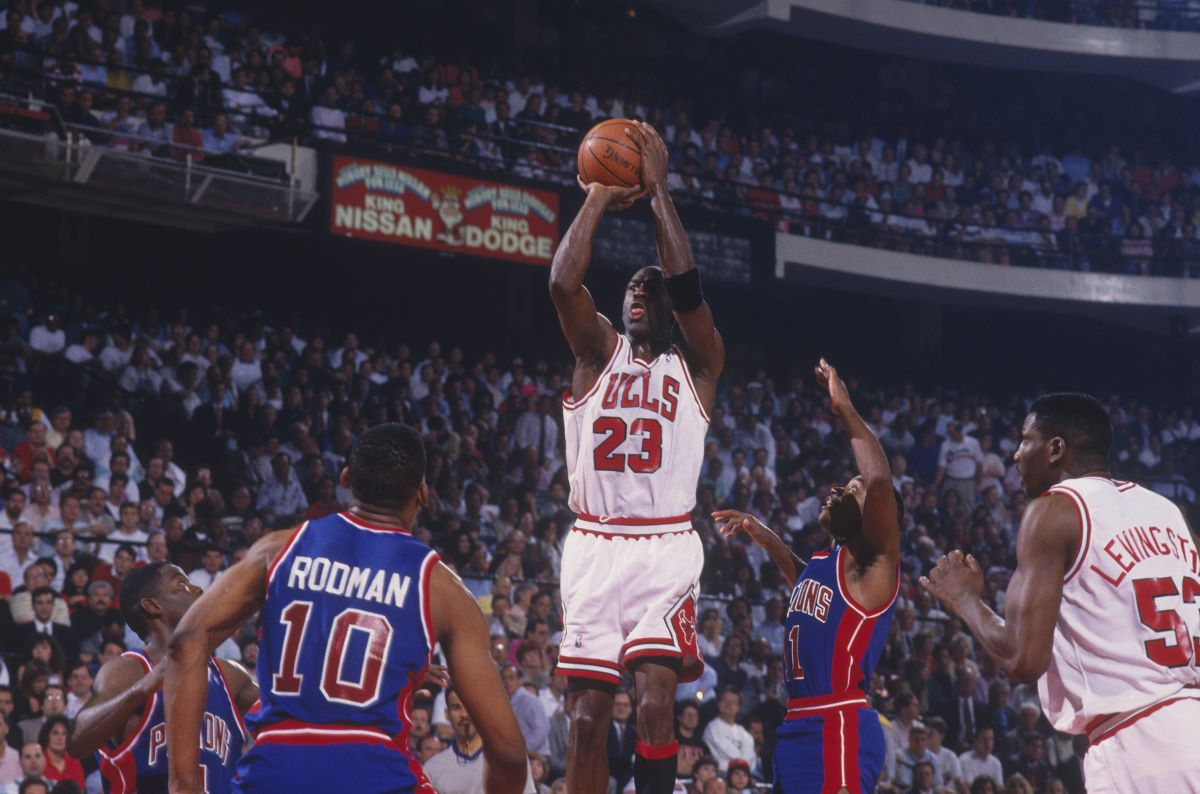 Michael Jordan Told a Die-Hard Pistons Fan Who Is a Famous Journalist Straight to Her Face 'Nobody Wanted Isiah Thomas on the Dream Team'