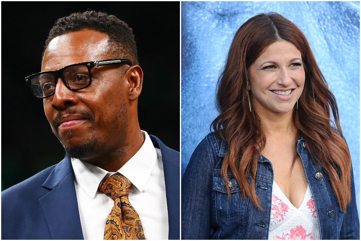 Paul Pierce Went on Instagram Live With a Room Full of Strippers and Alcohol and ESPN's Rachel Nichols Got Dragged Into the Mess