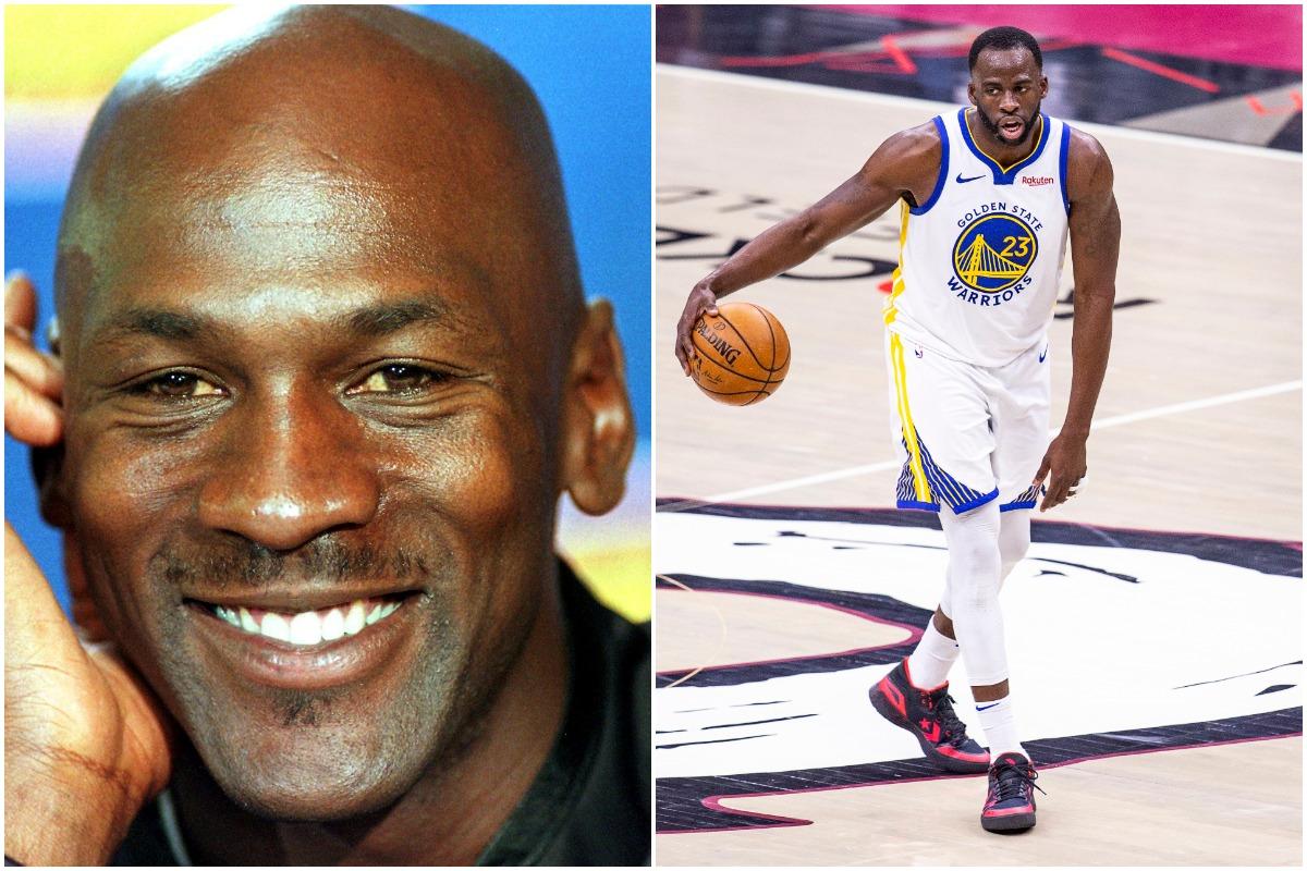 Michael Jordan's Former Teammate Destroyed Draymond Green for Calling Himself the Best Defender in NBA History