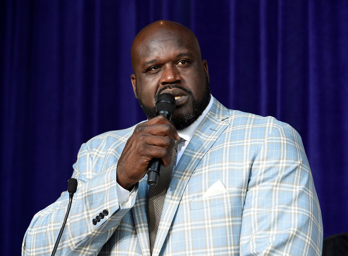 Shaquille O'Neal Gave LA Lakers Per Diem Money to a Stripper