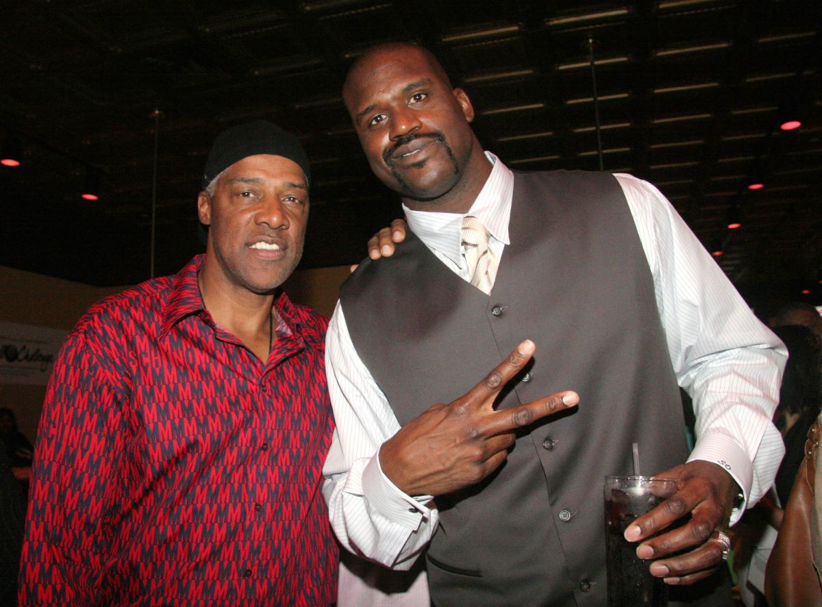 Shaquille O'Neal Changed His Mindset on Life and Knew He Wanted to Become an NBA Player After Watching Julius Erving Dunk on the Knicks