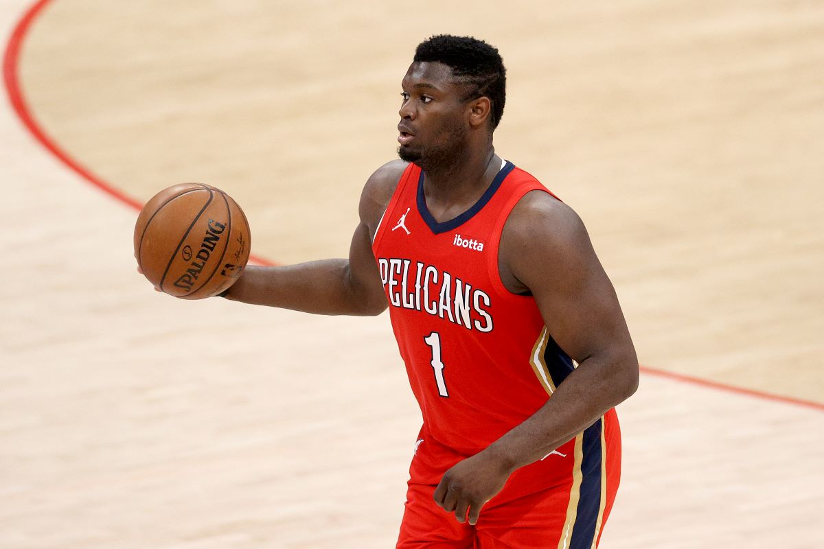 NBA Champion Who Played With Kobe Bryant, Stephen Curry and Kevin Durant Believes It's 'Probably Inevitable' Zion Williamson Leaves the Pelicans
