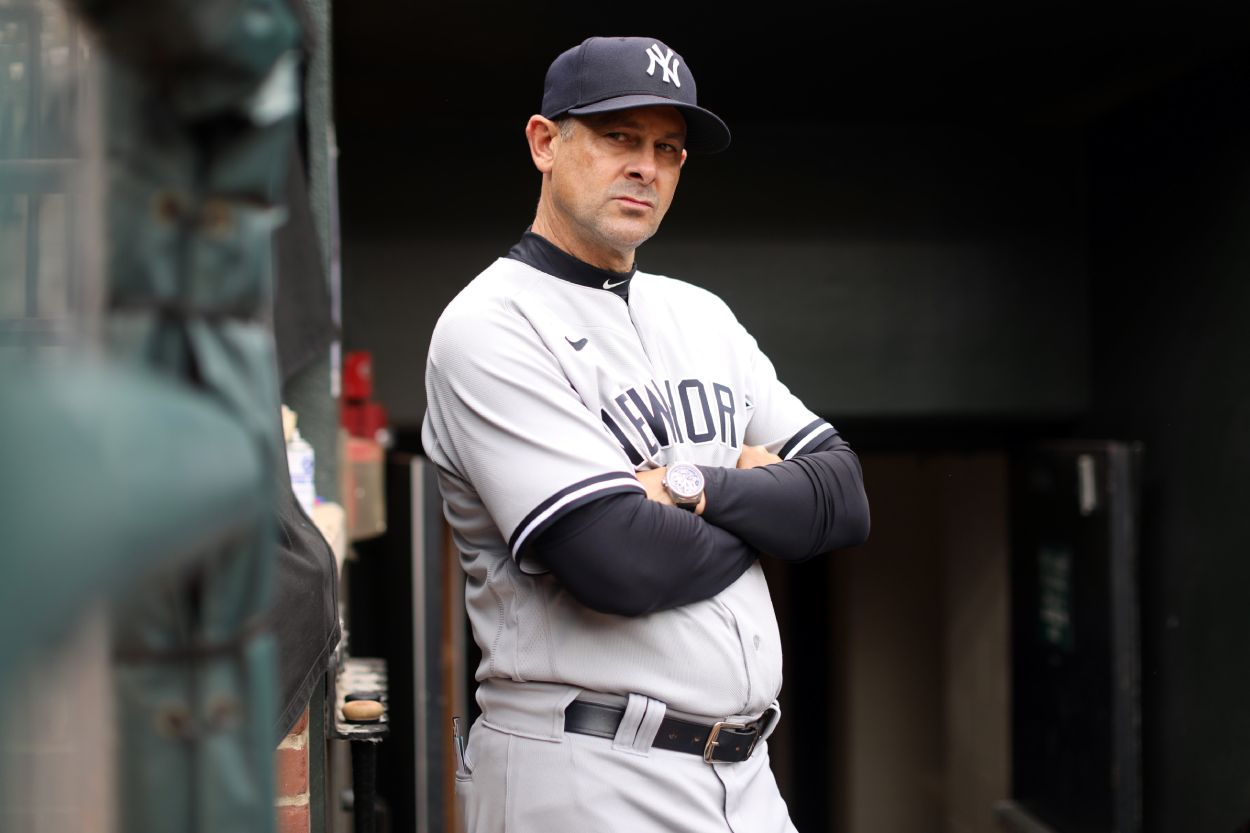 New York Yankees: Ranking the Best Fits for Aaron Boone's Possible Replacement as Manager
