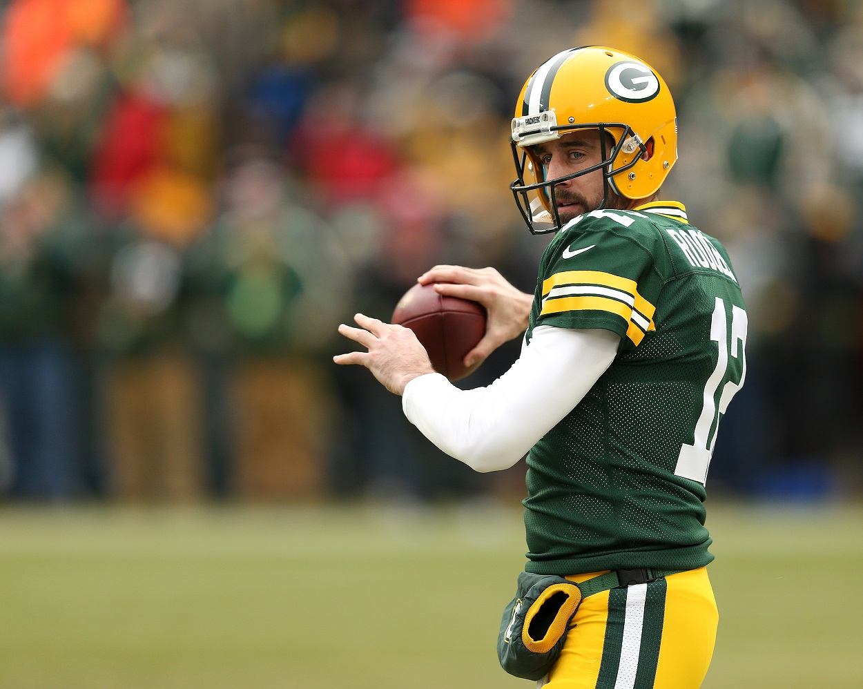Aaron Rodgers Just Wants 1 Guarantee From the Packers