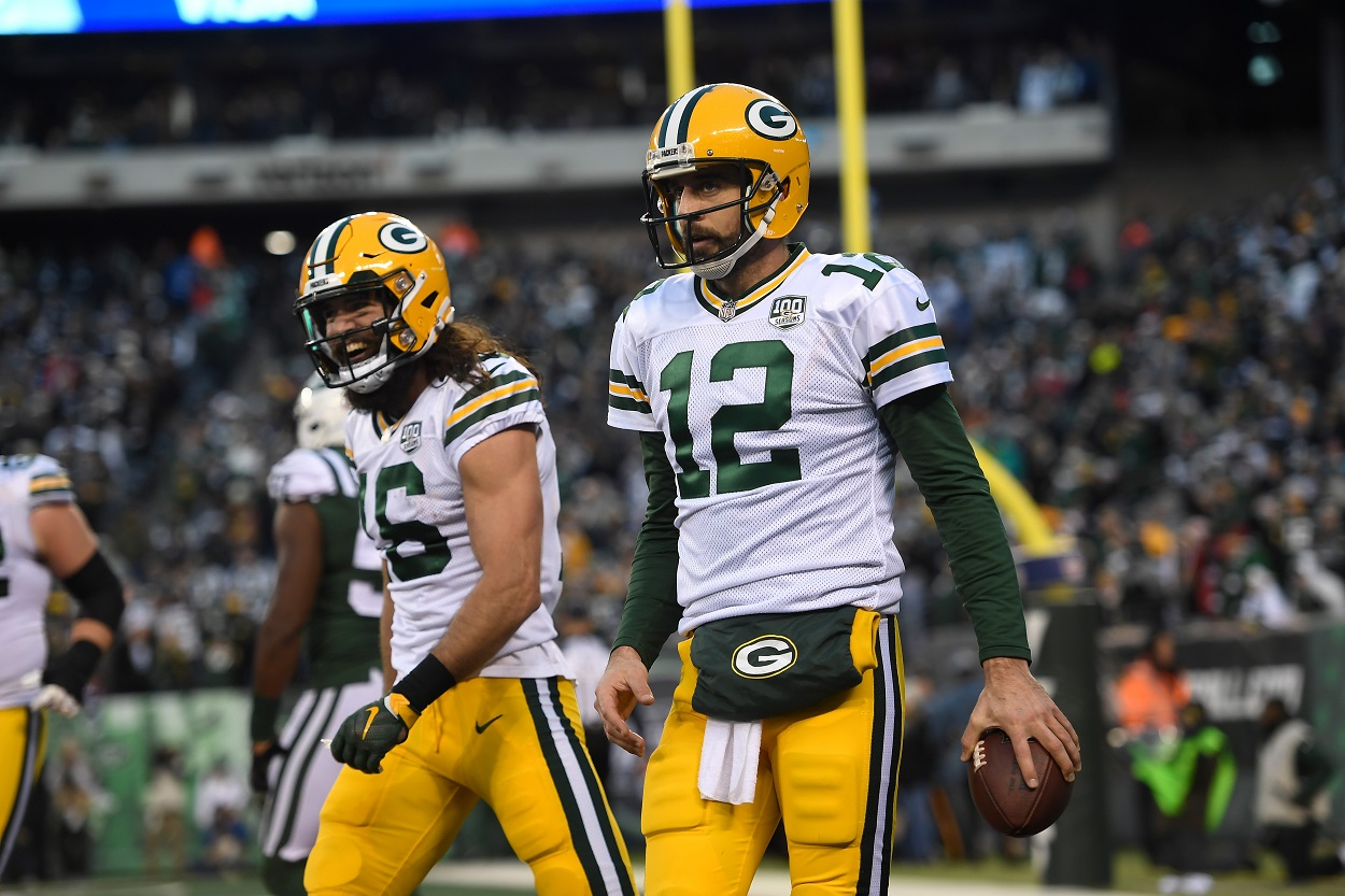Exploring the Career of Jake Kumerow, the Apparent Reason for the Rift Between Aaron Rodgers and the Green Bay Packers