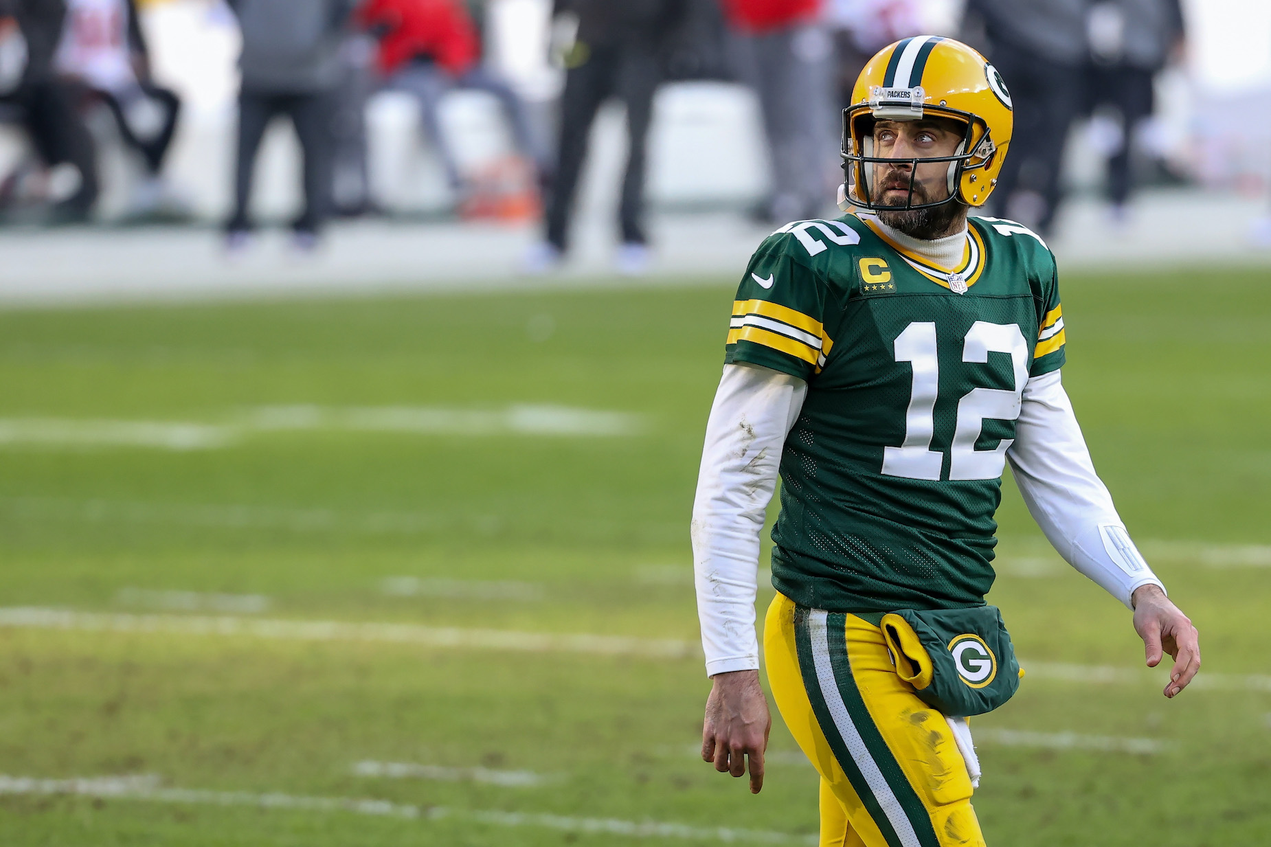 The Green Bay Packers' Offseason Issues Now Go Beyond Aaron Rodgers' Absence and Could Already Be Ruining Jordan Love's Chances of Success