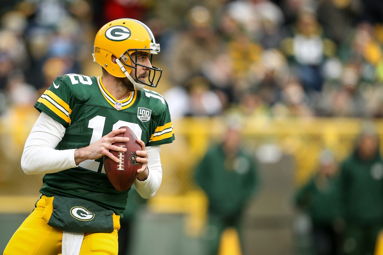 Aaron Rodgers Opens Up and Praises Almost Everyone in Green Bay, Including Jordan Love