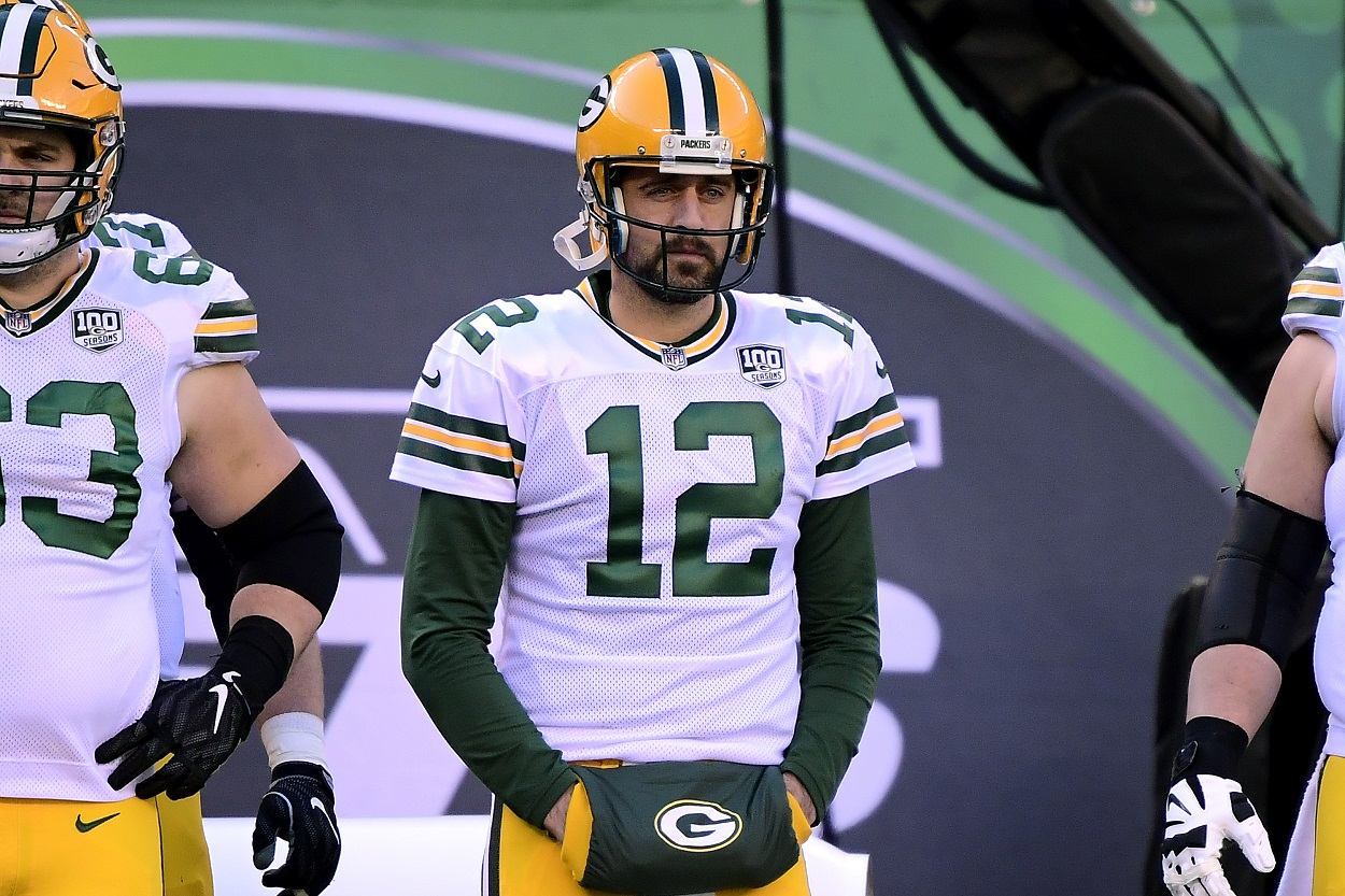 Aaron Rodgers Can Finally Circle the Date He Will Know His Packers Fate
