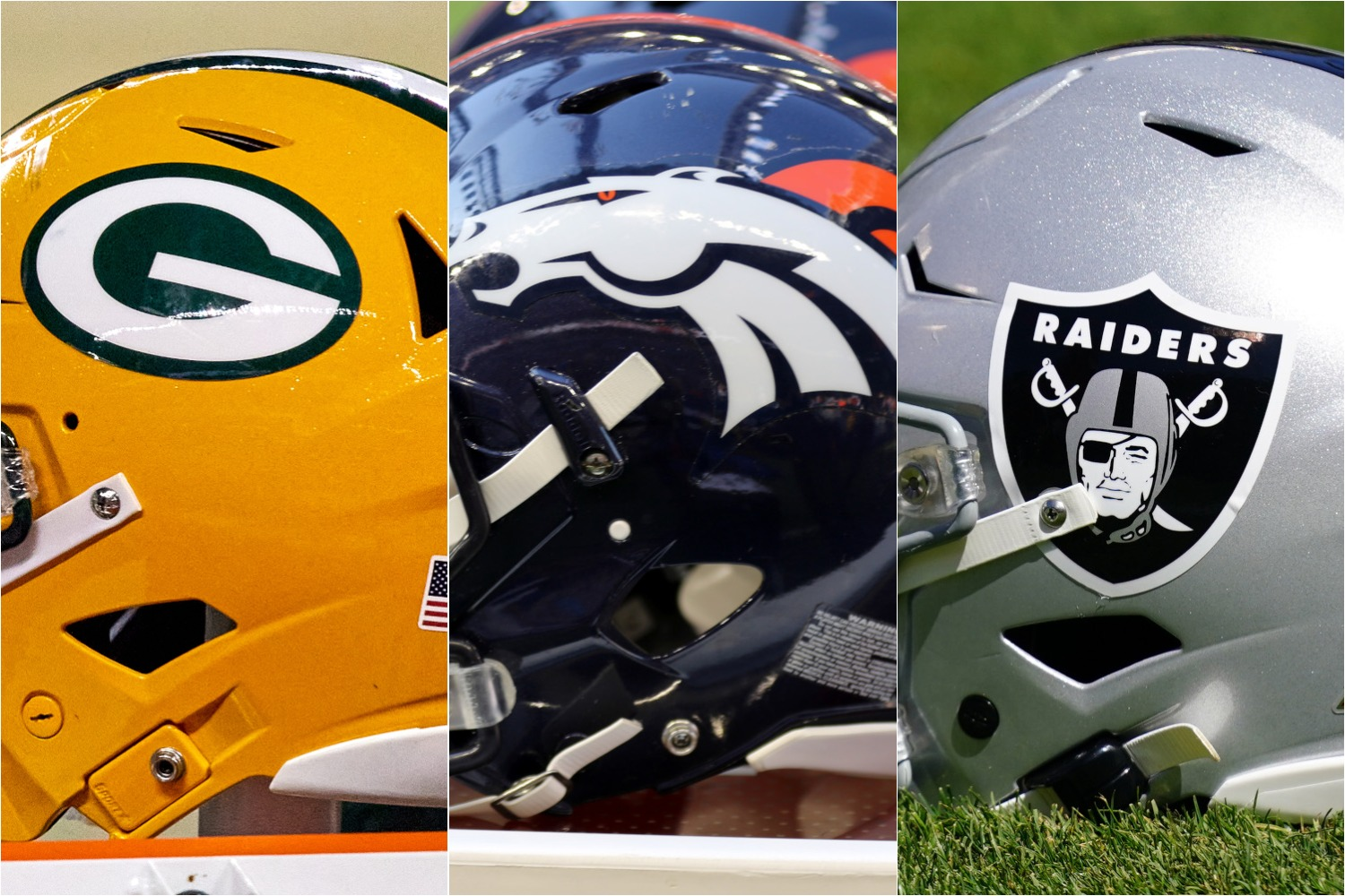 The three teams most likely to have Aaron Rodgers in 2021