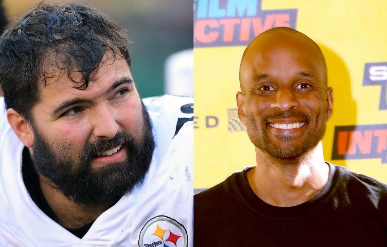 ESPN's Bomani Jones Is Taking on Ravens Offensive Lineman Alejandro Villanueva and the Pittsburgh Media All at Once