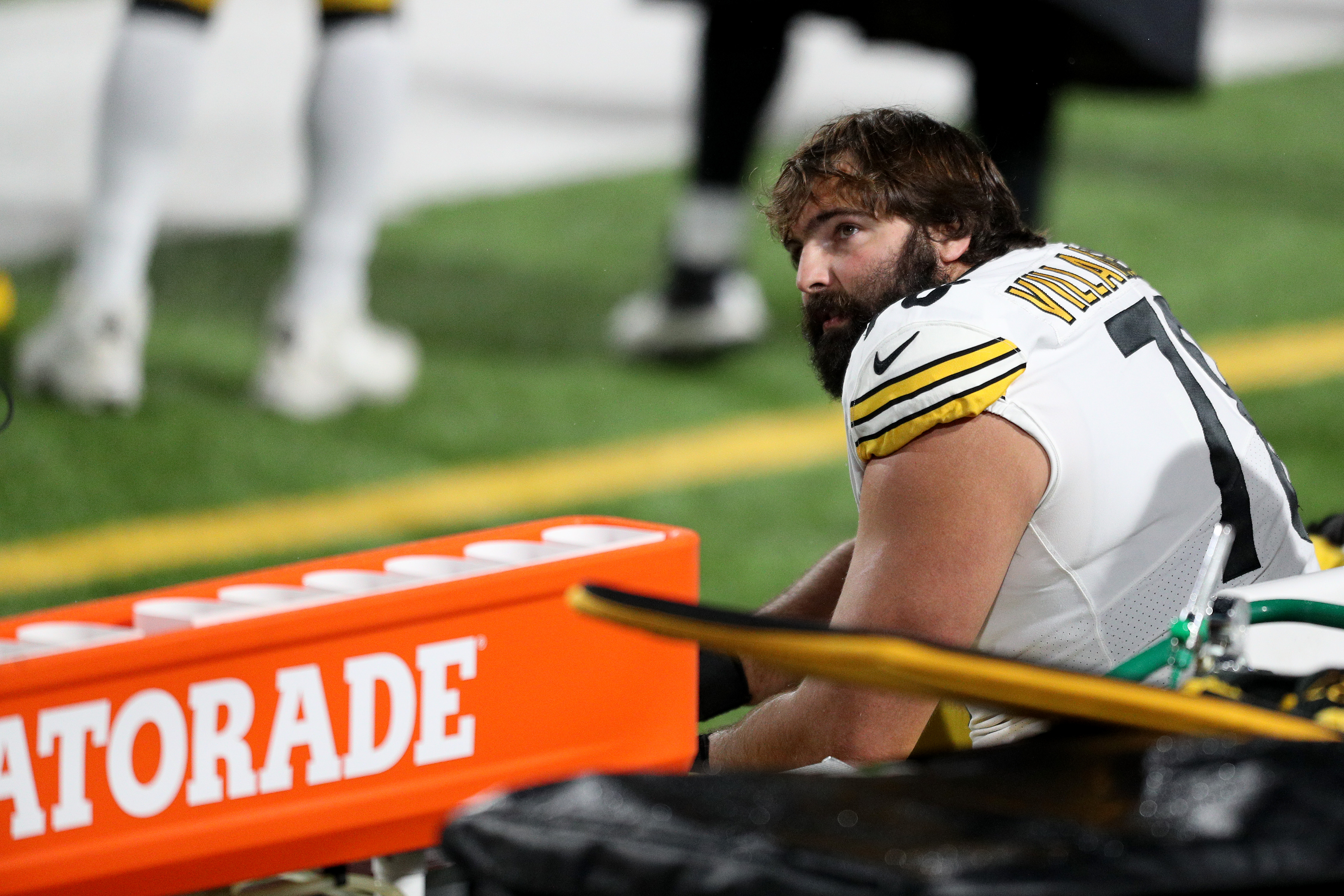 Alejandro Villanueva Just Shifted the AFC North Power Balance by Leaving Ben Roethlisberger and the Steelers to Sign With the Ravens
