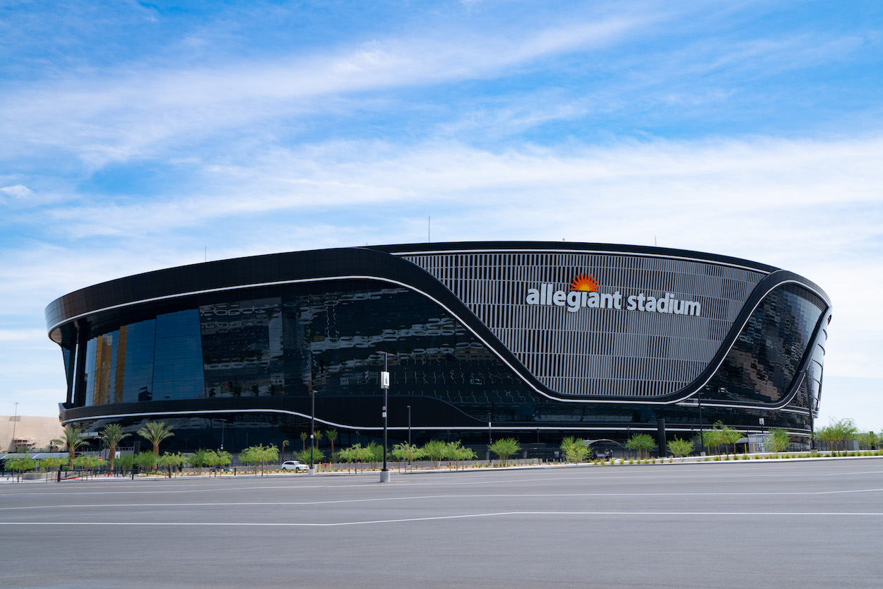 The Las Vegas Raiders $2.02 Billion 'Death Star' Stadium Will Have the Most Over-the-Top VIP Suites in All of Sports