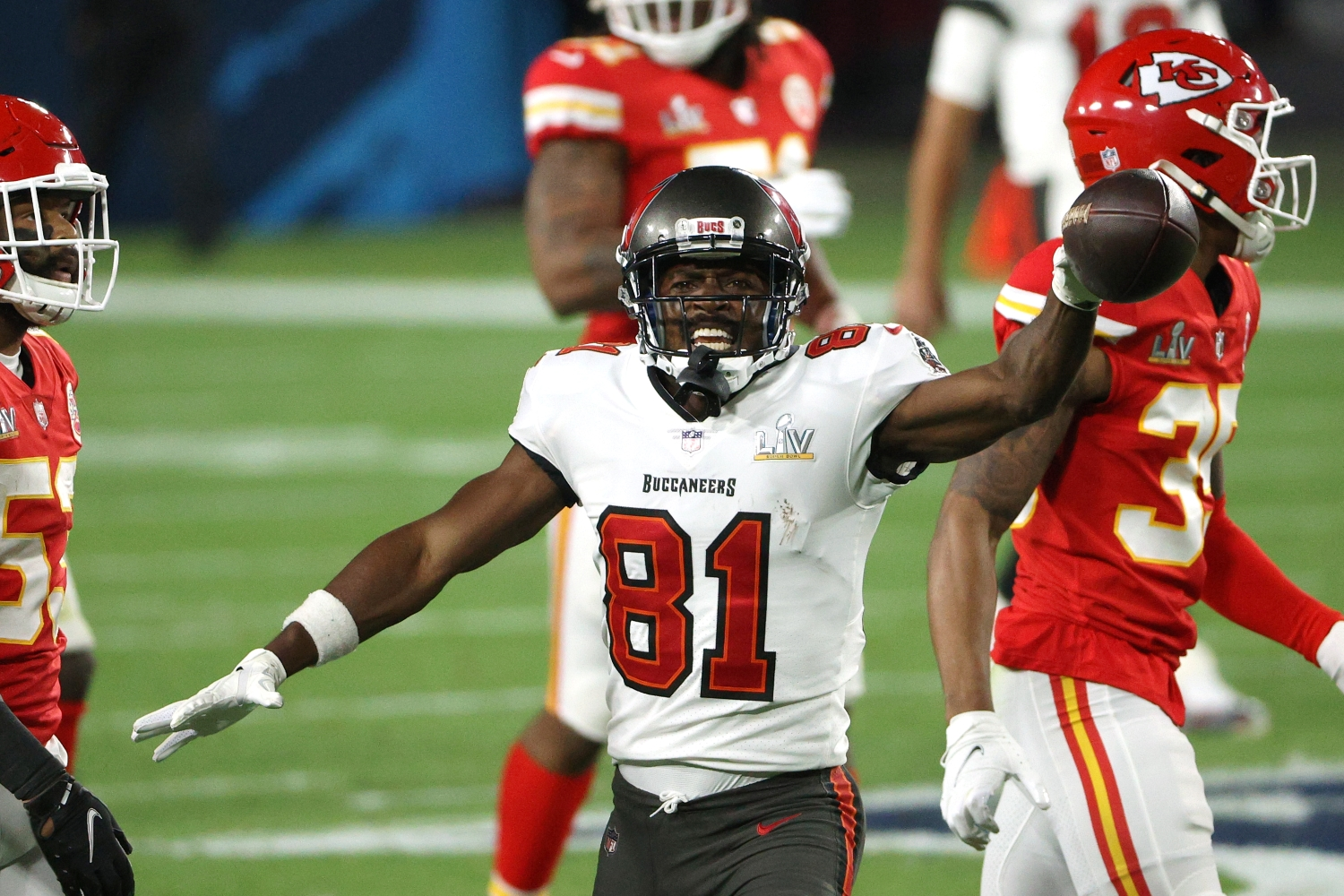 Antonio Brown Has Officially Sealed His Fate With the Buccaneers