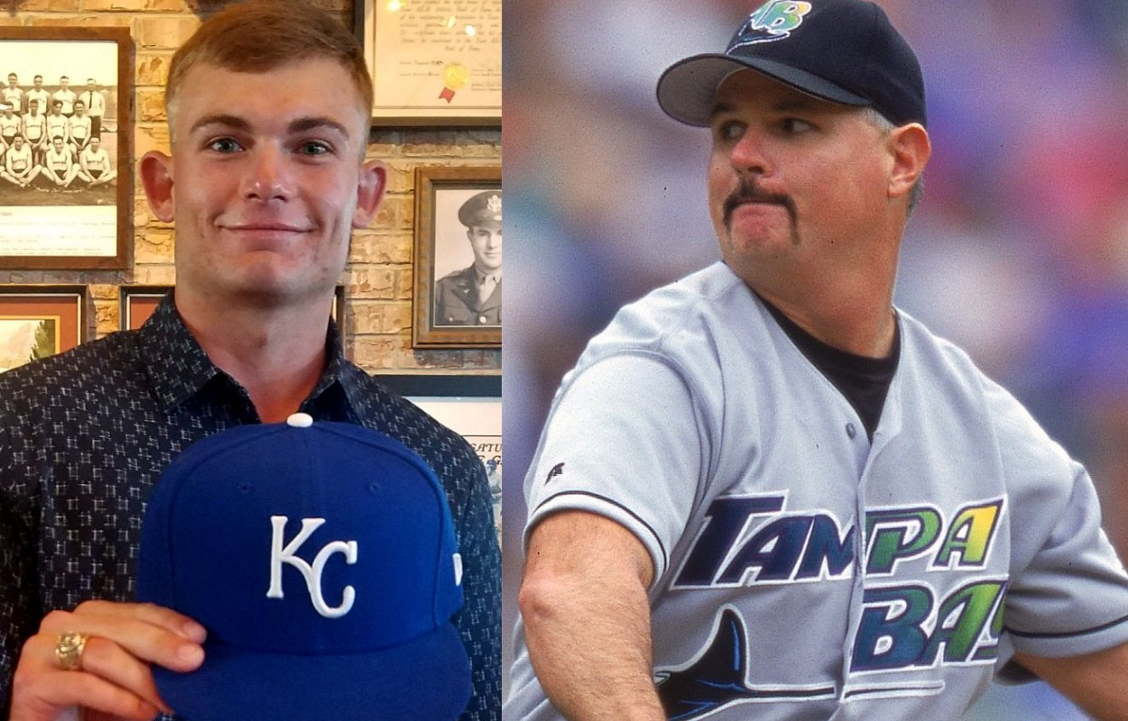 Royals Pitcher Asa Lacey's Mentor, Jim Morris, Is Responsible For 1 of the Most Inspirational Sports Stories in Recent Memory