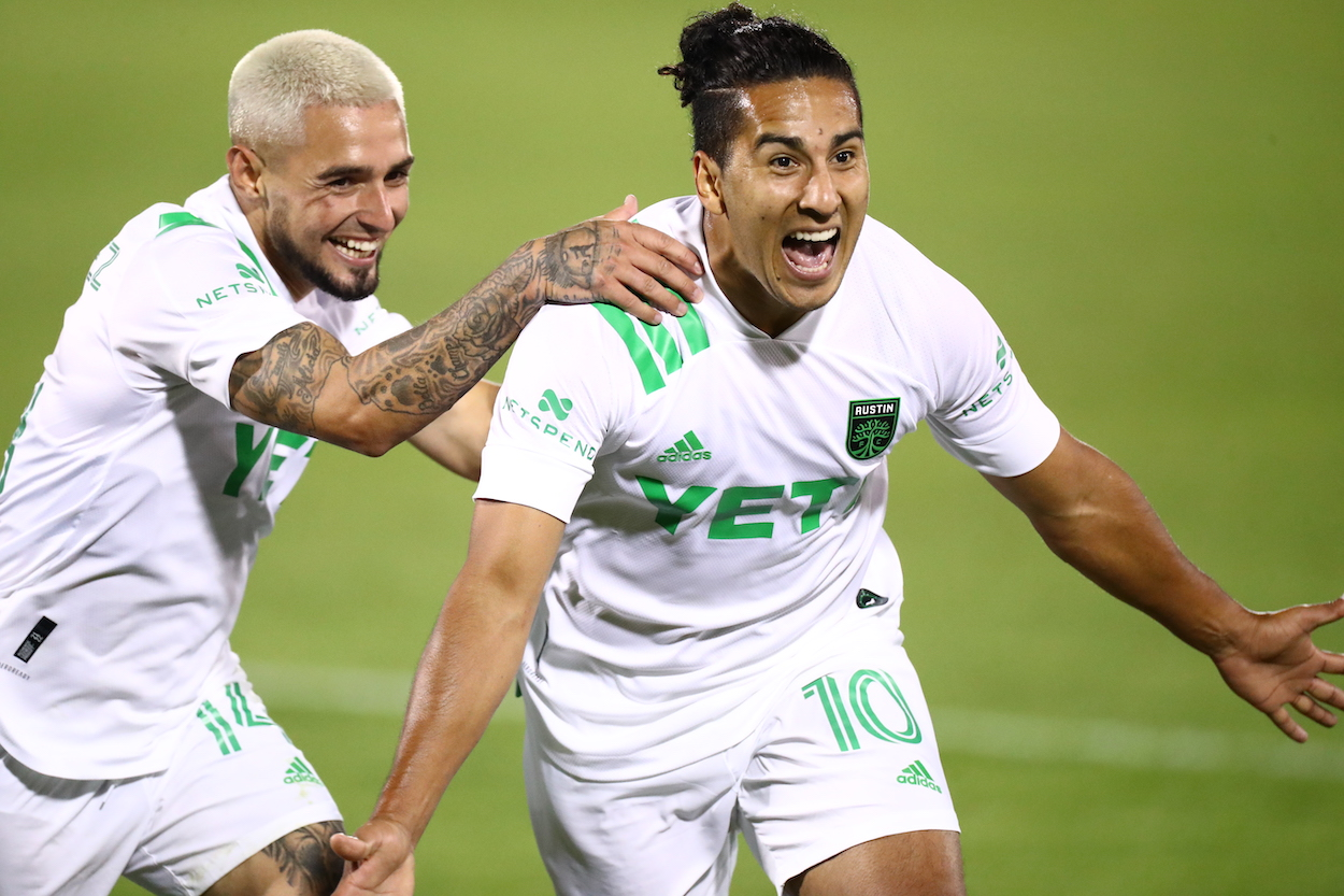Austin FC Players Not Surprised by Fast Start to Inaugural Season and Point to a Couple of Reasons for Early Success