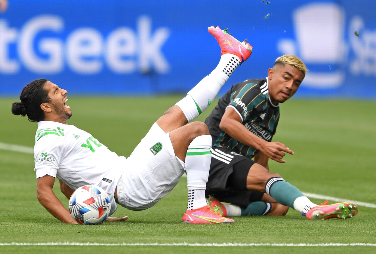 Austin FC Play Like Expansion Club With Lone Highlight a PK Save by Goalkeeper on Chicharito