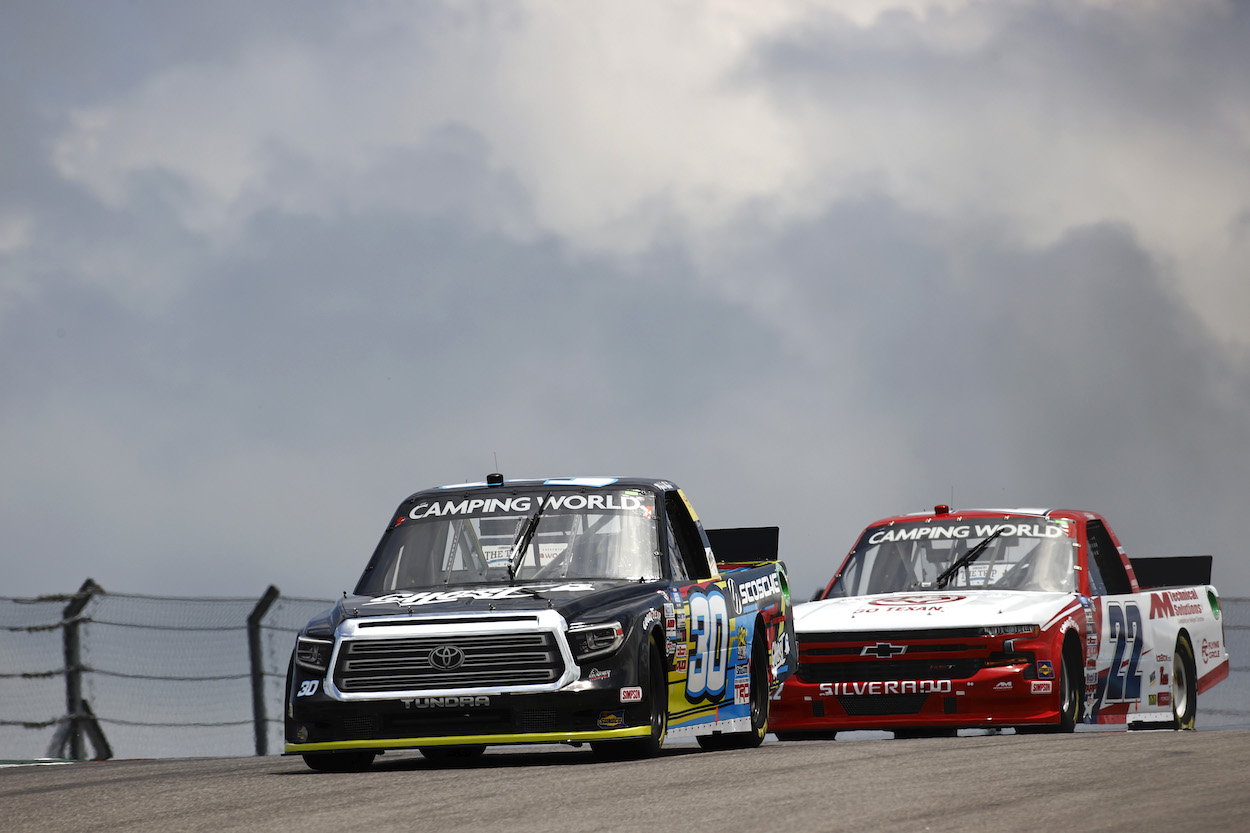 A Pair of Austins Offer High Praise to NASCAR's First Visit to Austin and COTA
