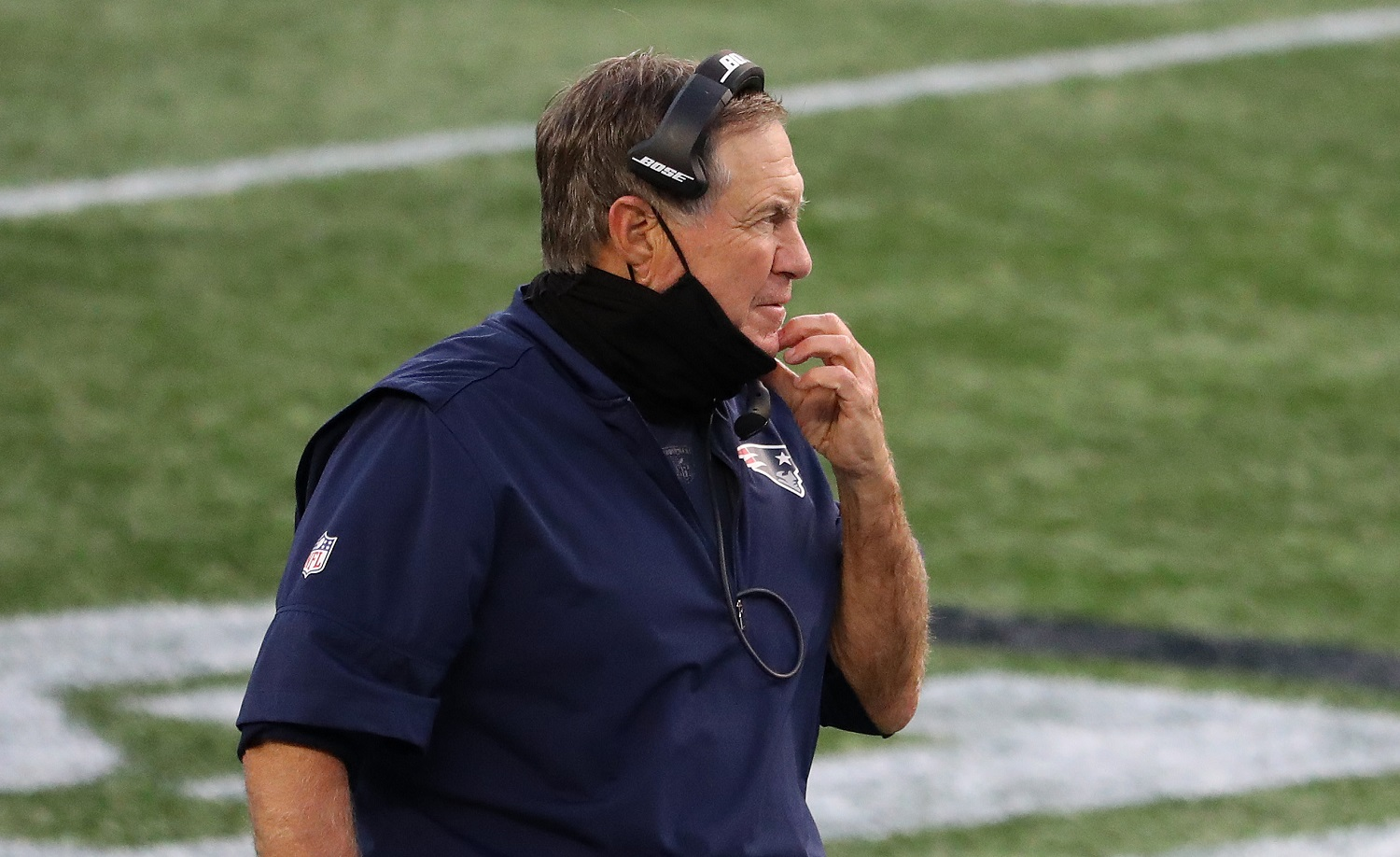ESPN Analyst Gets Personal While Ripping Bill Belichick