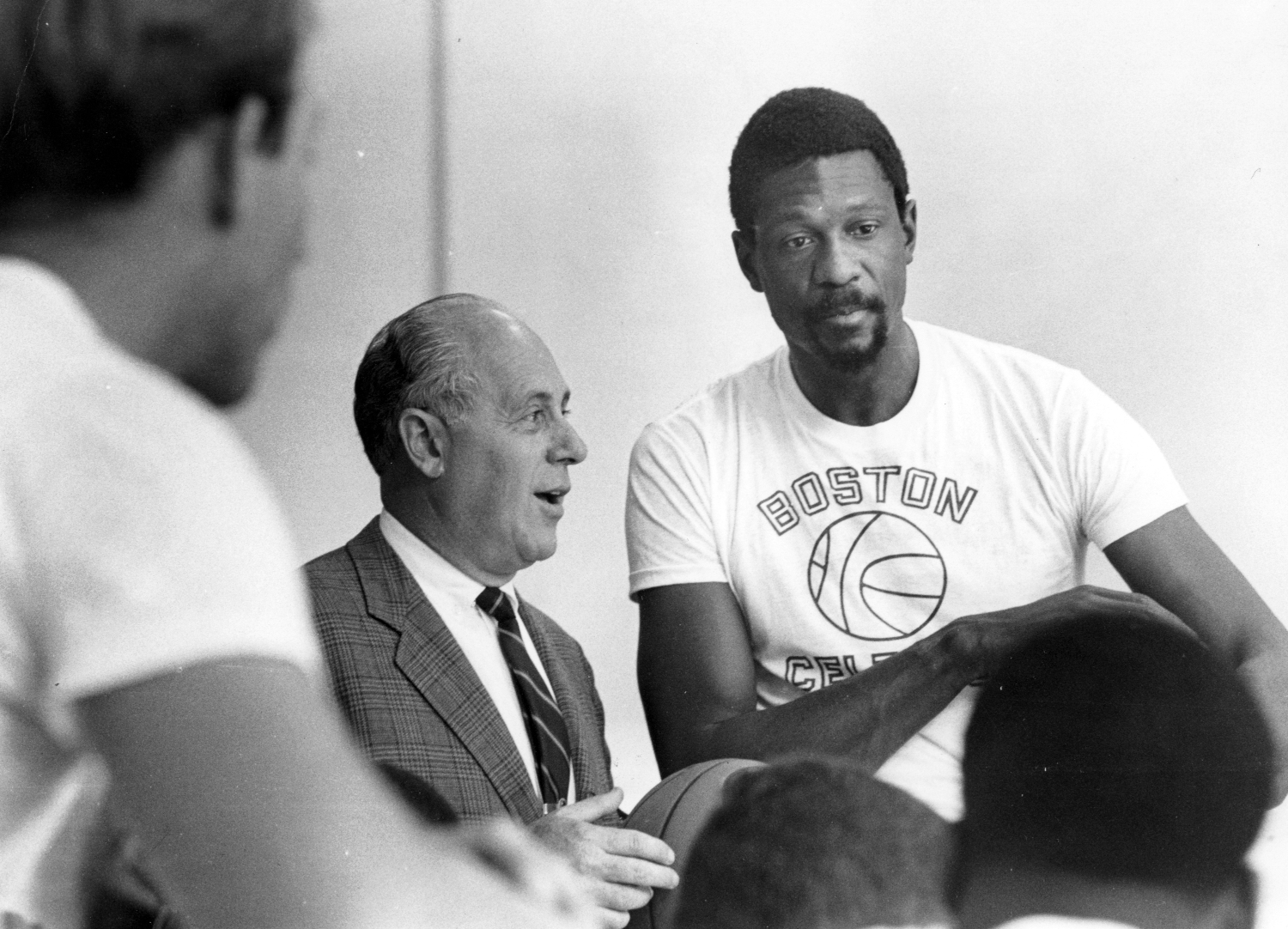 Boston Celtics Hall of Famer Bill Russell Broke Sports Color Barrier for Coaches Almost 60 Years Ago