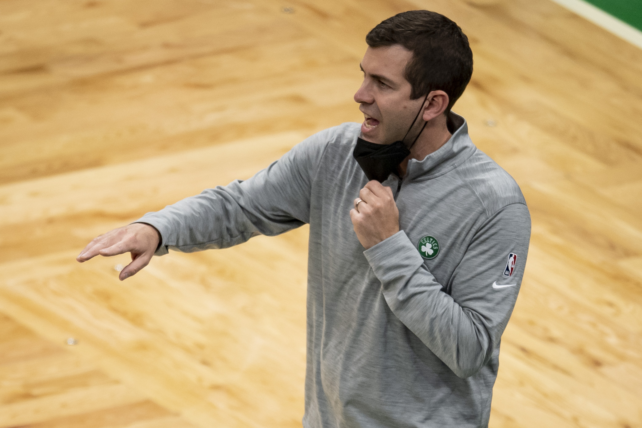 Brad Stevens Blasted for Lack of Celtics Pride Ahead of Matchup With Brooklyn Nets