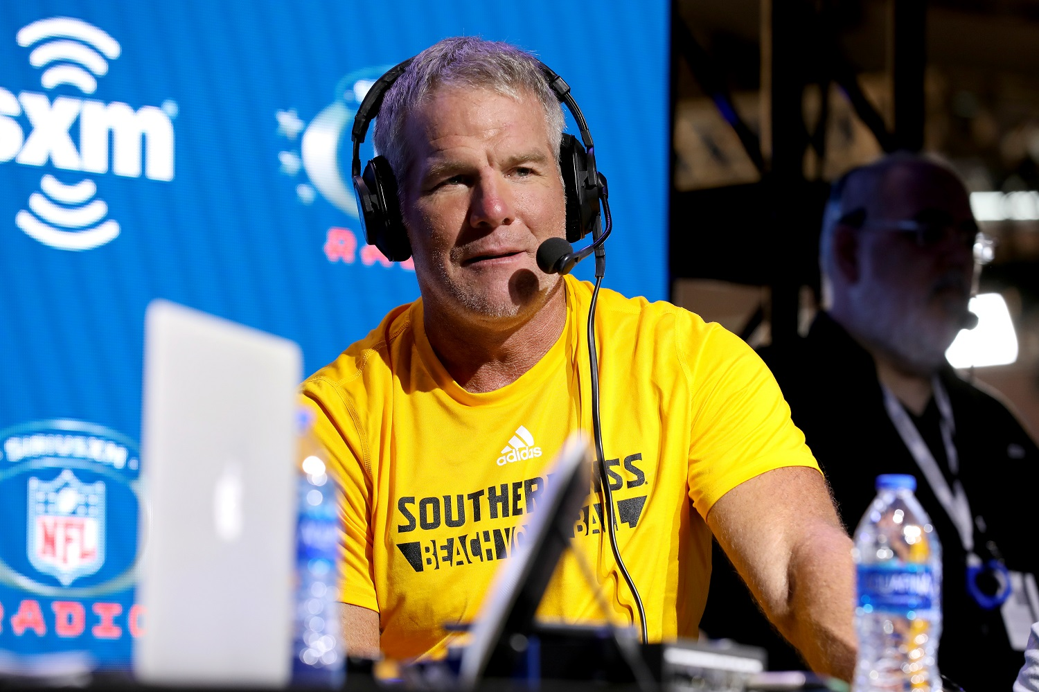 Brett Favre has repaid $500,000 of the $1.1 million that the state of Mississippi is trying to recover from the retired quarterback.   Cindy Ord/Getty Images for SiriusXM
