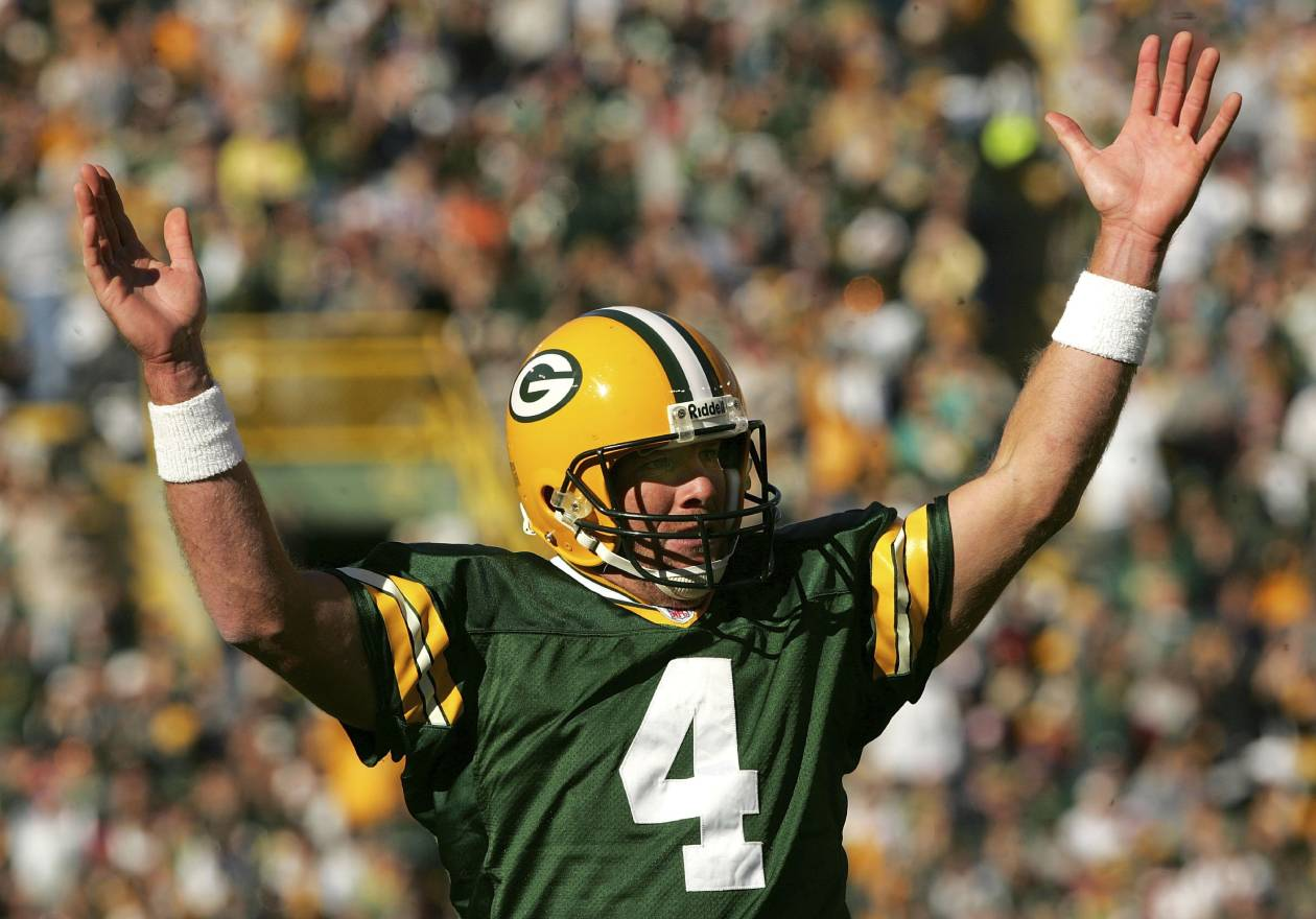 Brett Favre Started 297 Consecutive Games and Found the Key Midway Through His Streak
