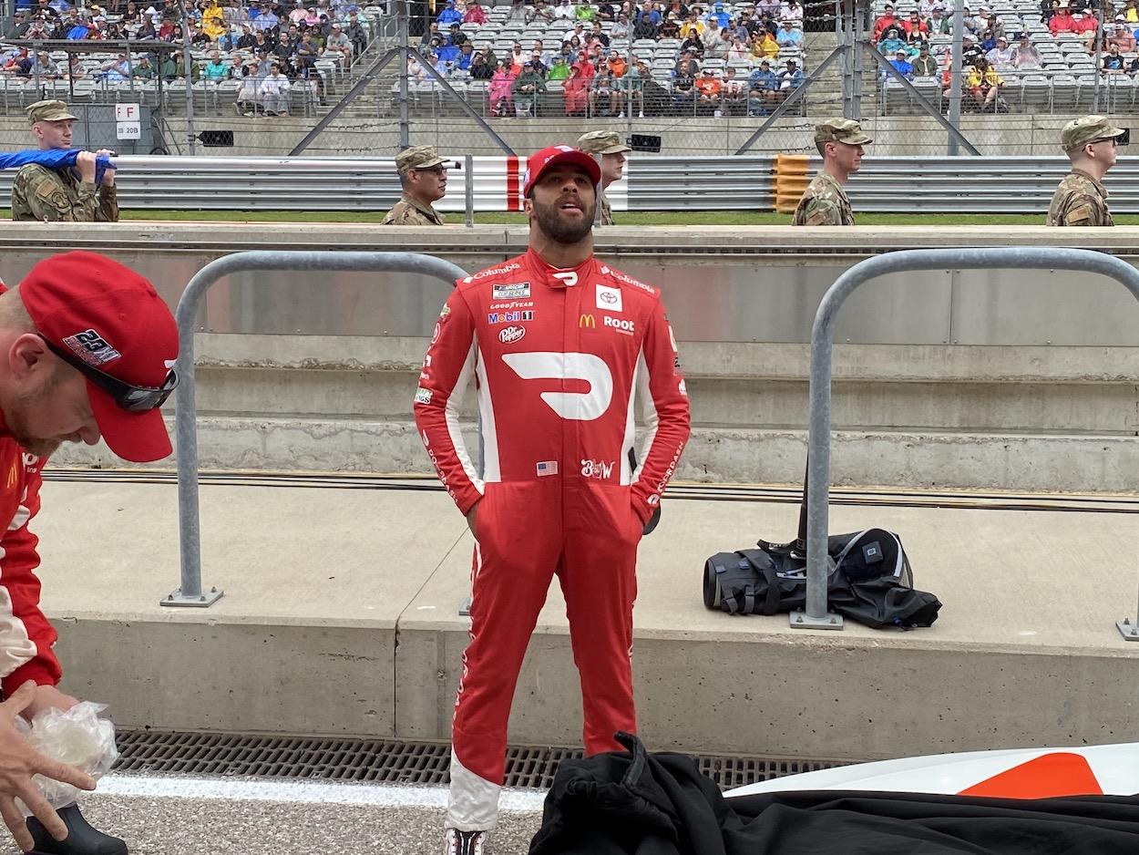 New Report Reveals Bubba Wallace Getting Teammate in 2022 and Former Cup Series Champion Is Likely Candidate