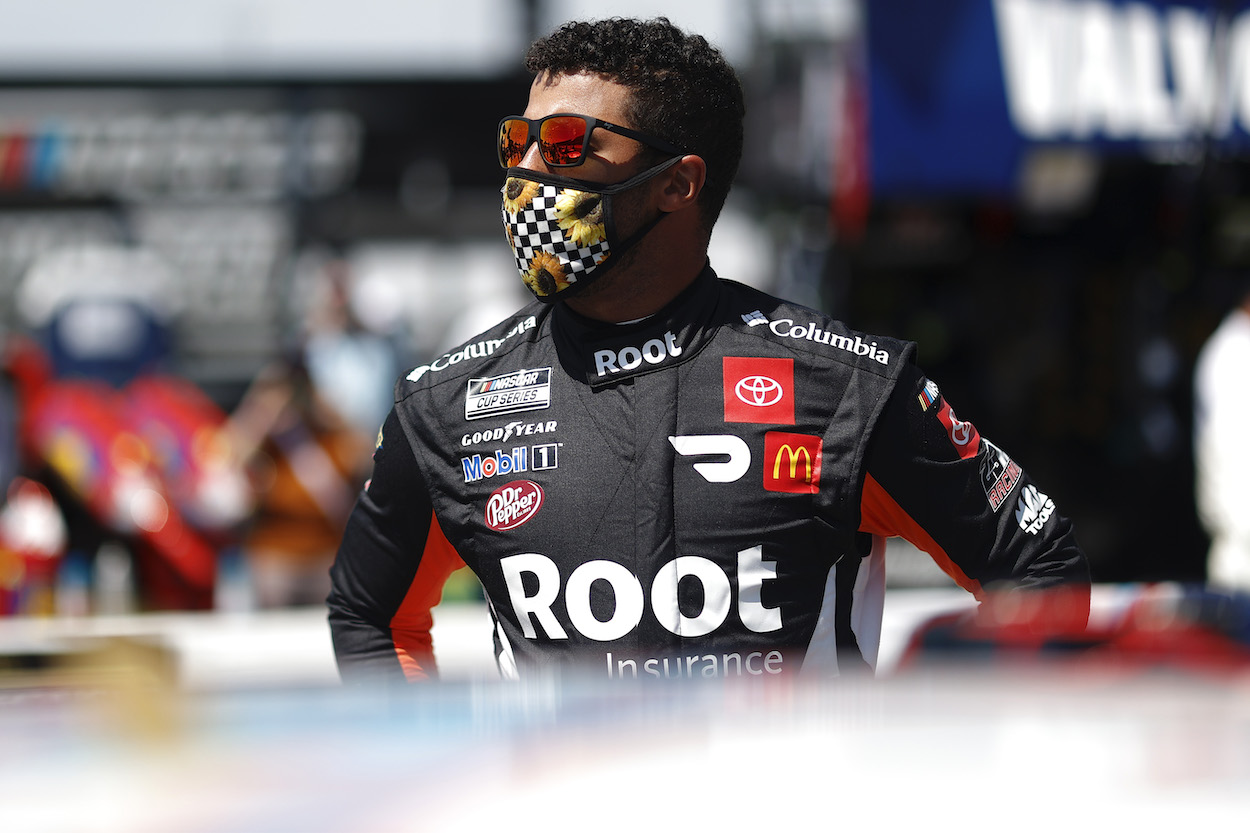 Jeff Gordon and Clint Bowyer Shocked NASCAR Rules Against Bubba Wallace at Darlington and Voice Displeasure With Decision