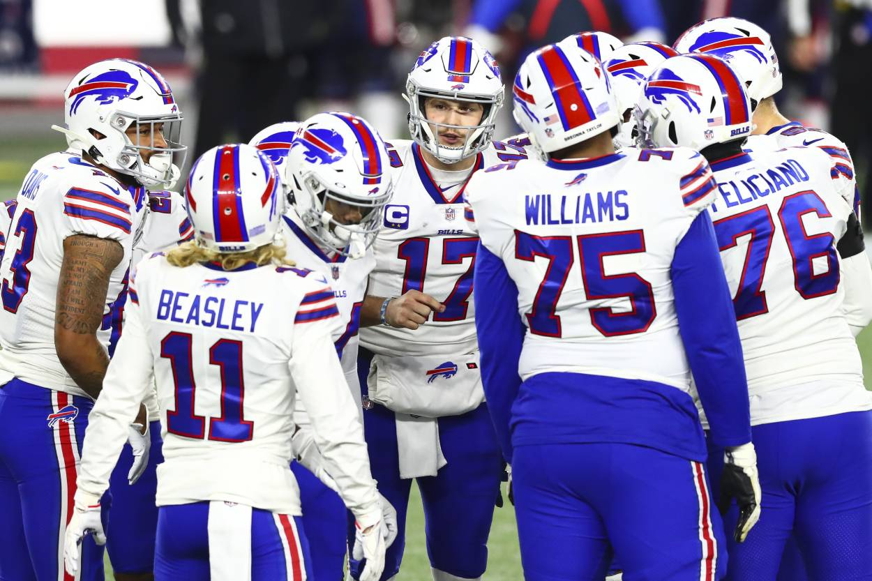 Brandon Beane and the Buffalo Bills Are Open to Cutting Players Who Refuse to Get Their COVID-19 Vaccine