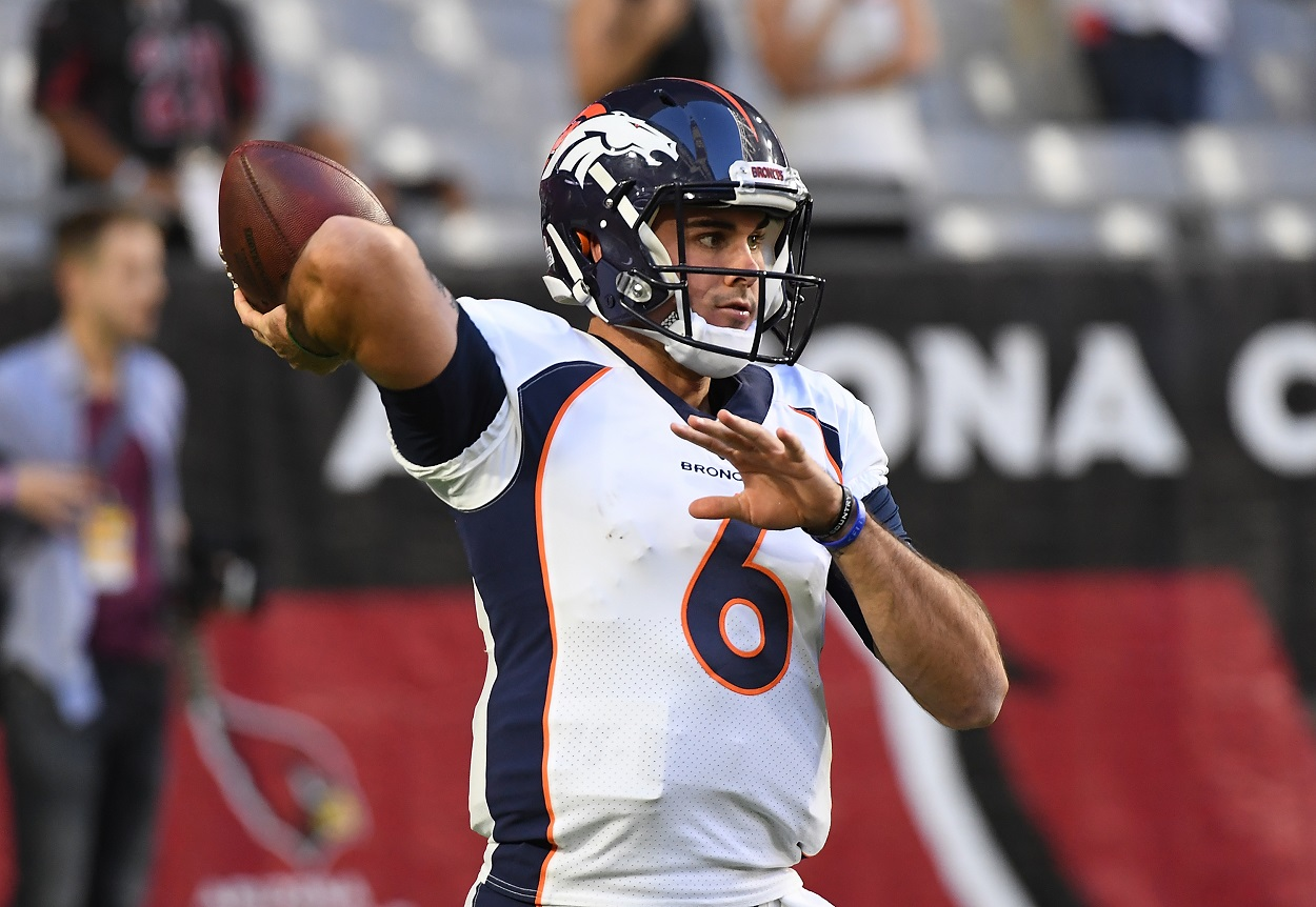 Chad Kelly, a Former 'Mr. Irrelevant' and the Oft-Troubled Nephew of Hall of Famer Jim Kelly, is Getting a QB Tryout With the Green Bay Packers