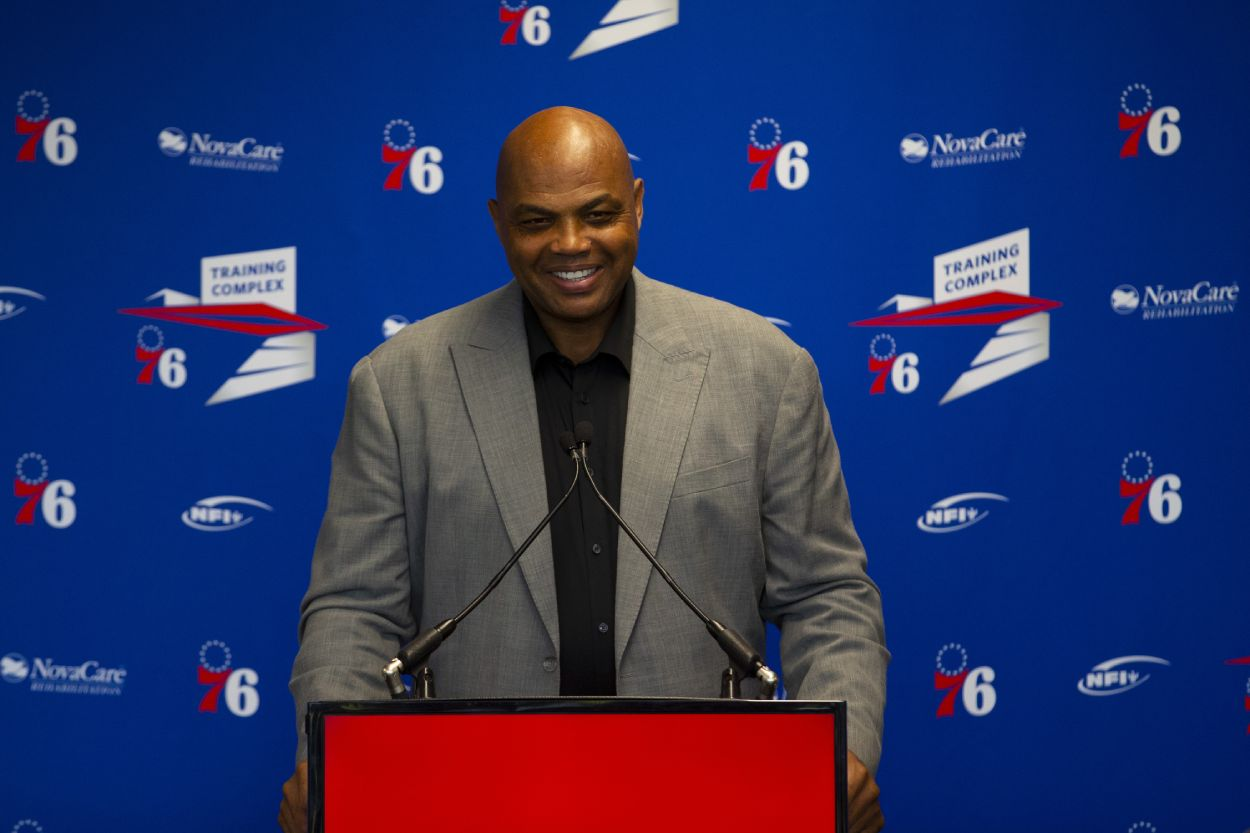 Charles Barkley Played 16 NBA Seasons and Always Stuck to a Dangerous Tradition